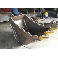 Buy cheap Quick Hitch Hydraulic Excavator Bucket With Thumb Grapple Multi Functional from wholesalers
