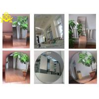 Round Decorative Mirror with Silver Mirror of 2mm,3mm,4mm,5mm,6mm, clear float silver mirror