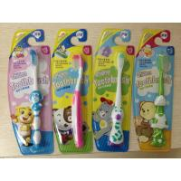 Buy cheap Soft cartoon kids small toothbrush, custom toothbrushes for children, baby product