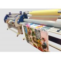 Buy cheap Single Side Large Format Cold Roll Laminator Machine For Advertising , High Efficiency from wholesalers