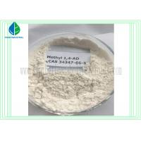 Methyl 1,4- AD Prohormones Muscle Building Steroids of Dianabol Anabolic Pharma , CAS 34347-66-5