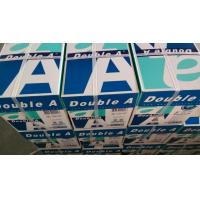 Buy cheap Double A copy paper factory from wholesalers