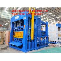 Buy cheap Automatic Hollow / Paver / Solid Block Making Machine Production Capacity 20000 PCS / Day product