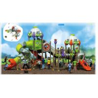 Buy cheap Playgrounds for Large  Space Kids Outdoor Playsets Playground from wholesalers