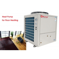 Buy cheap 18KW 21KW r290 R410A air to water heat pump heating system for home product