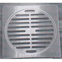 Buy cheap Export Europe America Stainless Steel Floor Drain Cover12 With Square(150.8mm*150.8mm*3mm) product