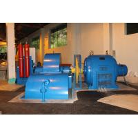 Buy cheap micro turbine generators for small/medium hydro power plant product