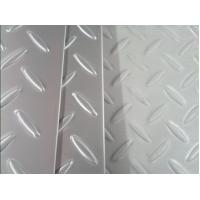 Buy cheap Diamond 304 / 316L Hot Rolled Steel Sheet 3mm - 8mm For Checkered Plate from wholesalers