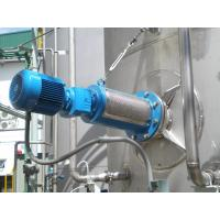 Buy cheap TD series belt drive side-entry mixers product