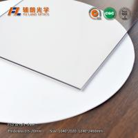 Buy cheap 11mm Iridescent Anti Static Acrylic Sheet / Pmma Sheet For Computer Device product