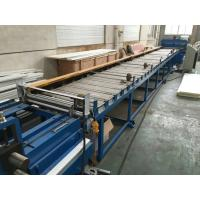 Buy cheap Continuous Line Roller Shutter Door Machine 0.3~0.5mm Thickness product