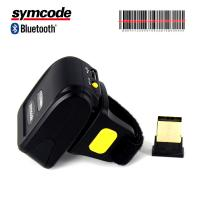 Buy cheap Portable Laser Wireless Barcode Scanner Long Distance For Businesses product