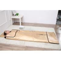 Buy cheap 3 Zone Far Infrared Blanket / Body Wrap Blanket For Detox And Slimming from wholesalers