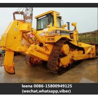 Buy cheap Caterpillar D8R Second Hand Bulldozer Made In USA 2005 Year Original Color product