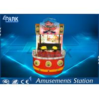 Buy cheap Indoor Playground Redemption Game Machine Kids Amusement Game Island Hero Shooting Game Machine product