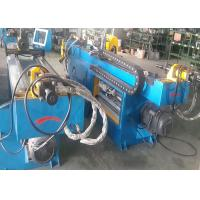 Buy cheap Heating Single Head Hydraulic Tube Bending Machines Water Cooling With 4KW 110V product