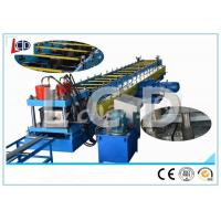 C Channel Purlin Roll Forming Machine 380V 15KW Power Customized Roof Use