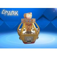 Buy cheap EPARK Arcade Games Golden Fort Coin Pusher Game Machine For Sale from wholesalers