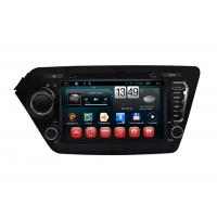 Buy cheap K2 Rio 2011 2012 KIA DVD Player Car Multimedia Navigation System Android Radio product