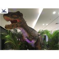 Buy cheap Sunproof / Waterproof Life Size Jungle Animals With Infrared Sensor / Remote Control product
