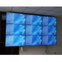 Buy cheap Indoor Remote Control Led Broadcast Video Wall , Narrow Bezel Video Wall 1920×1080 Resolution product