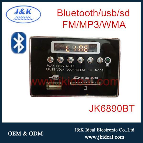 JK6890BT bluetooth usb sd mp3 module.jpg