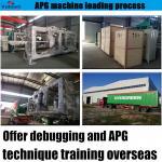 apg epoxy resin mould epoxy resin injection mould epoxy pressuring machine