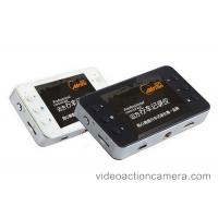 Buy cheap High Definition Dvr Vehicle Blackbox Dvr , Car Dvr Camera Recorder TF Memory from wholesalers