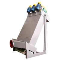 Buy cheap Oblique Spiral Thickener for Paper Machinery product