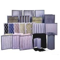 Buy cheap Air Filters for Clean Room (Pre. Medium, HEPA filters) (AF-1) product