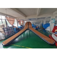 Buy cheap 20cm Double Wall Fabric Material Y Shape Floating Pontoon Boat Jet Ski Platform, from wholesalers