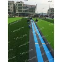 Buy cheap High Density Shock Pad Underlay Grass Carpet Celled Porous Water Drainage product