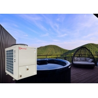 Buy cheap Meeting Anti Corrosion 18kw High Temperature Air Source Heat Pump product