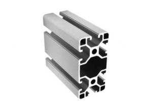 Buy cheap Office Partition 80 * 80 Industrial Aluminium Profile Assembly Line product