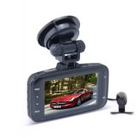 Buy cheap 5 Mega SOS Motion Detection Car Video Recorder With GPS Loop Recording Support product