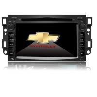Buy cheap Chevrolet Captiva GPS Navigation With Android Double Din DVD Audio Radio CVE-7061GD product