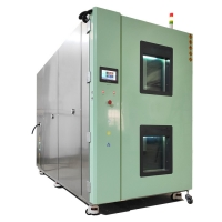 """Buy cheap 50L SUS304 Thermal Shock Test Chamber With 7"""" Touch Screen from wholesalers"""