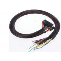 Buy cheap A/V / HDMI Cables PET Expandable Braided Sleeving Polyester Material ROHS Approval product