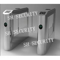 Buy cheap Supermarket Steel Swing Barrier Gate product