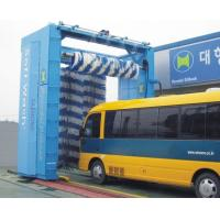 Buy cheap Stainless Fully Automatic Bus and Truck Washing Machine with Water Recycling System product