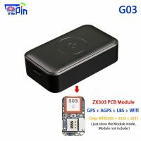 Buy cheap The 2019 Best New Spy GPS Tracker GT03 G02 GPS + AGPS + base station positioning from wholesalers