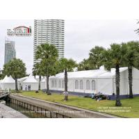 Buy cheap 400 People Transparent Outdoor Party Tents For Restaurant And Cafe Shops from wholesalers
