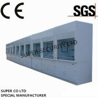 Buy cheap Poly Ducted Laboratory Chemical Fume Hood / Cupboard with PP Cup Sink for testing, lab use from wholesalers
