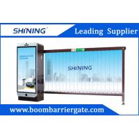Buy cheap Customized Color Electric Advertising Barriers Security With Push Button from wholesalers