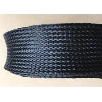 Buy cheap Durable Abrasion Resistance Expandable Braided Sleeving For Auto Wire Cable Protection product