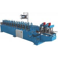 Buy cheap Pneumatic Feeder Metal Roller Shutter Forming Machine 13 Stations from wholesalers