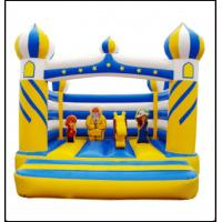 Buy cheap Hot Selling Inflatable Cartoon Bounce Air Bouncy House Inflatable Jumping Castle product