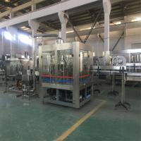 Buy cheap Mineral Water Automatic Water Filling Machine 15 Capping Heads High Speed from wholesalers