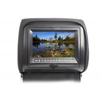 Buy cheap Automobile Headrest Dvd Player , 9 Inch Portable Dvd Player For Car Headrest product