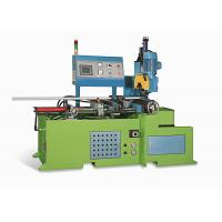 Buy cheap Plasma Flame CNC Metal Steel Pipe Cutting Machine Automatic With 40w 380v product